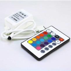 Контролер RGB Biom 6А-IR-24 кнопки. Фото 2