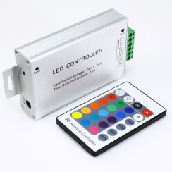 Контроллер RGB Biom 12А-RF-24 кнопки