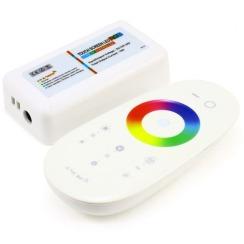 Контроллер RGB Biom 18А-2.4G-Touch белый. Фото 3