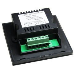Контроллер RGB Biom 12A-Touch black встроенный. Фото 2