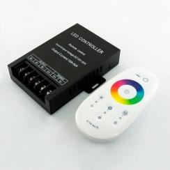 Контролер RGB Biom 30А-2.4G-Touch білий. Фото 3