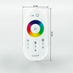Контролер RGB Biom 30А-2.4G-Touch білий. Фото 4