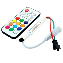 Контроллер SPI Biom Dream Color IR 21 buttons