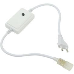 Контролер RGB 220B Micro 200W (шнур з вилкою)