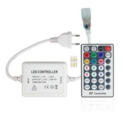 Контролер RGB 220В Biom 750W-RF-28 кнопок. Фото 2