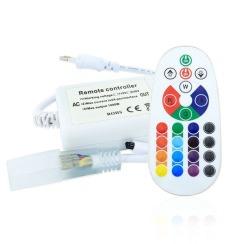 Контролер RGB Neon 220B 700W-IV24-N. Фото 2