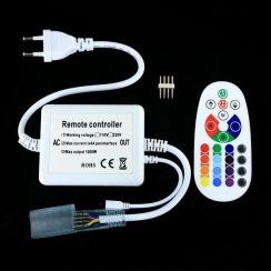Контролер RGB Neon 220B 700W-IV24-N. Фото 3