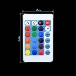 Контроллер RGB Neon 220B 1200W-IR24-N. Фото 3