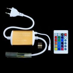 Контроллер RGB Neon 220B 1200W-IR24-N. Фото 2