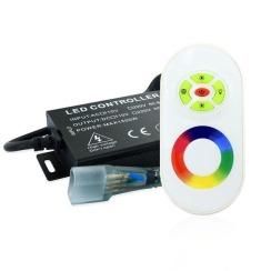 Контролер RGB Neon 220B 1200W-RF5-N