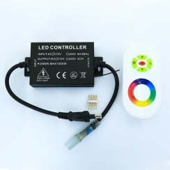 Контроллер RGB Neon 220B 1200W-RF5-N. Фото 2