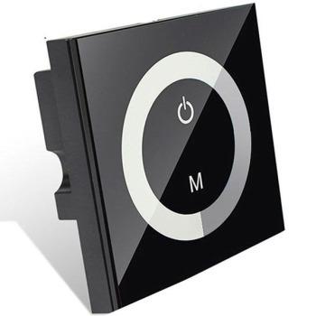 Диммер Biom 8A-Touch-B черный