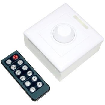 Диммер Biom 16A-IR-12 кнопок 1 канал