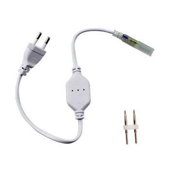 Кабель питания для светодиодных лент Biom 220В 3014/5730/2835
