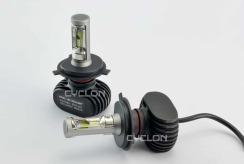 Автолампа LED H4 H/L 5000K 4000Lm type 9a. Фото 2