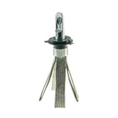 Автолампа LED H4 H/L 5700K 4500Lm Ep type 17v2