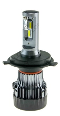 Автолампа LED H4 H/L 5000K 5000Lm CR type 19