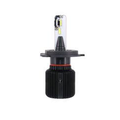 Автолампа LED H4 H/L 5000K 4500Lm CSP type 21