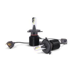 Автолампа LED H4 H/L 5000K 4500Lm CSP type 21. Фото 2