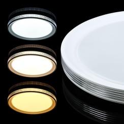Світильник світлодіодний Biom SMART SML-R10-80 3000-6000K 80Вт з д/к. Фото 2
