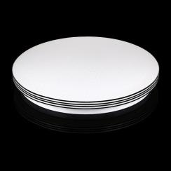 Світильник світлодіодний Biom SMART DEL-R04-24 4500K 24Вт без д/к. Фото 2