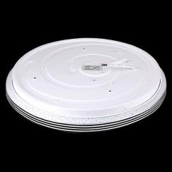 Світильник світлодіодний Biom SMART DEL-R04-24 4500K 24Вт без д/к. Фото 6