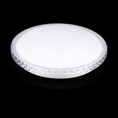 Світильник світлодіодний Biom SMART DEL-R08-24 4500K 24Вт без д/к. Фото 2