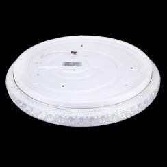 Світильник світлодіодний Biom SMART DEL-R08-24 4500K 24Вт без д/к. Фото 4