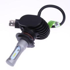 Автолампа CYCLONE LED H7 5000K 4000LM TYPE 9A. Фото 4