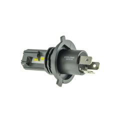 Автолампа CYCLONE LED H4 H/L 5000K 4600LM TYPE 33. Фото 2