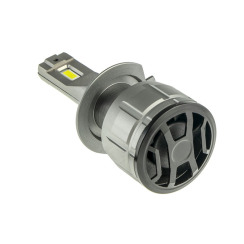 Автолампа CYCLONE LED H7 5000K 5600LM EPISTAR TYPE 24. Фото 2