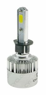 Автолампа CYCLONE LED H1 5000K 2800LM TYPE 20