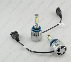 Автолампа CYCLONE LED H11 5000K 2800LM TYPE 20. Фото 2