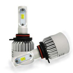 Автолампа CYCLONE LED HB4 (9006) 5000K 4500LM FAN TYPE 8A. Фото 2
