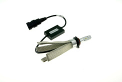 Автолампа CYCLONE LED HB4 (9006) 5700K 3200LM EPISTAR TYPE 17. Фото 2