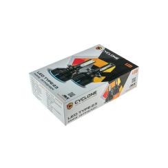 Автолампа CYCLONE LED HB4 (9006) 5700K 5000LM EPISTAR TYPE 23. Фото 3