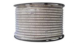 Светодиодная лента 2835 120 Led/m W 220В IP68 холодная белая, герметичная, 1м. Фото 2