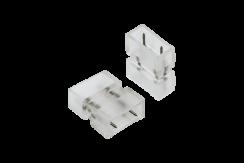 Конектор двохстороній для світлодіодних стрічок 220В 2835 120 Led/m. Фото 2