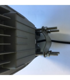 Світлодіодний консольний прожектор AVT-STL-120 120W 6000K. Фото 4