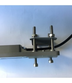 Світлодіодний консольний прожектор AVT-STL-120 120W 6000K. Фото 3