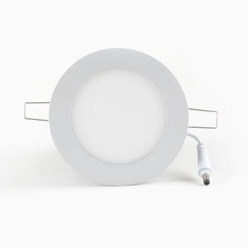 Светильник светодиодный AVT 6Вт круг 4000К