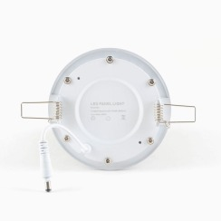Светильник светодиодный AVT 6Вт круг 4000К. Фото 2