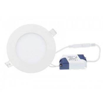 Світильник світлодіодний AVT 9Вт круг 4000К