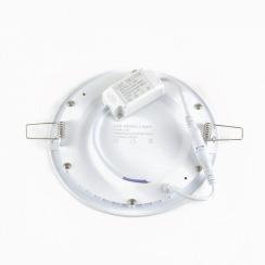 Светильник светодиодный AVT 12Вт круг 4000К. Фото 3