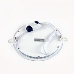 Светильник светодиодный AVT 18Вт круг 4000К. Фото 3