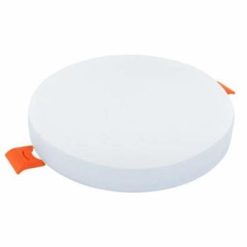 Светильник светодиодный врезной Biom UNI-R12 12Вт круглый 5000К