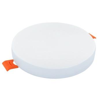 Світильник світлодіодний врізний Biom UNI-R18 18Вт круглий 5000К