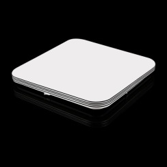Світильник світлодіодний Biom SMART DEL-S01-36 4500K 36Вт без д/к. Фото 2