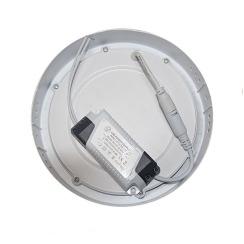Светильник светодиодный AVT 6W круглый накладной 4000К. Фото 5