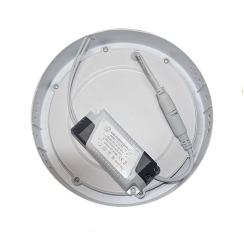 Светильник светодиодный AVT 18W круглый накладной 4000К. Фото 5